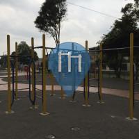 Богота  - Спортивный комплекс под открытым небом - Parque Ciudad Jardín