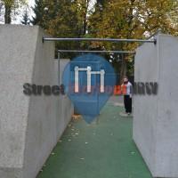 Schwelm - Parkourpark - X-Move