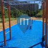 Ginásio ao ar livre - Turim - Calisthenics