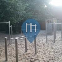 Oldenburg - Outdoor Gym - Altes Gymnasium