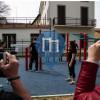 Монца - Воркаут площадка, - Centro Sportivo