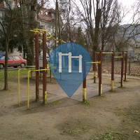 Szeged - Street Workout Geräte - szabadtéri edzőeszközök