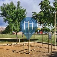 Las Vegas - Parque Street Workout - Alexander Villas Park