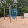 Parque Calistenia - Weimar - Outdoor-Fitnessstudio Schwungfabrik Weimar