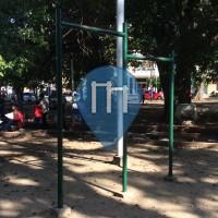 Ramos Mejia - Воркаут площадка - Plaza Bartolomé Mitre