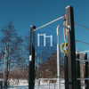 Фалун - Воркаут площадка - Kålgården