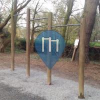 Rennes - Outdoor Exercise gym - Park Villejean
