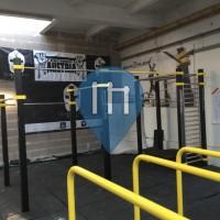 INDOOR - Mödling - Team Alpha Bar Indoor Calisthenics Equipment
