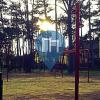 Балатонфюред - Воркаут площадка - Kiserdő Fenyves Park