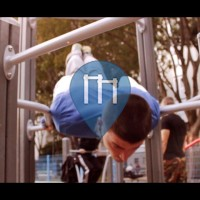 Trstenik (Split) - Outdoor fitness equipment - Parkić