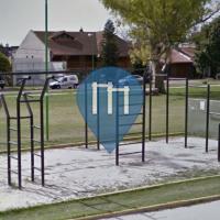 Partido de La Plata - Outdoor-Fitness park - Avenida 32 Park