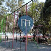 Churubusco - Calisthencis equipment - Parque Masayoshi Ohira