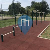 Funtana - Ginásio ao ar livre - Sportplatz