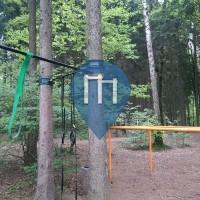 Lugau - Parque Calistenia - Erzgebirge