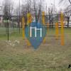 Dębica - Street Workout Park - Flowparks