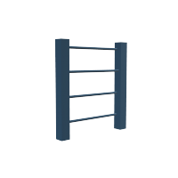 Wall Bars / Swedish Wall / Vertical Ladder