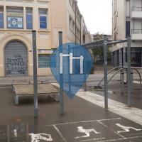 Rennes - Gym en plein air - Bourg L'Evêque