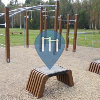 Ihaste (Tartu) - Parque Entrenamiento - Lappset