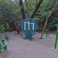 Сан-Паулу - Воркаут площадка - Parque Ibirapurea