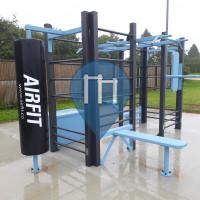 Yvetot - Exercise Park - Aire de sport en accès libre