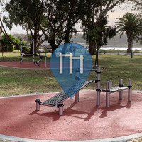Ginásio ao ar livre - Perth - Sir James Mitchell Park - South Perth