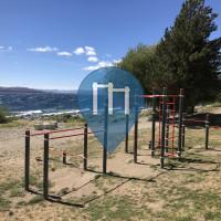 San Carlos de Bariloche - Outdoor Gym - Calisthenics Park Bariloche (Lakeshore)