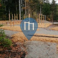 徒手健身公园 - Bad Häring - Calisthenics Park Bad Häring Kurzentrum