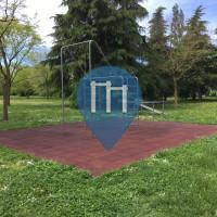 Parque Calistenia - Bolonha - Parco Loius Braille