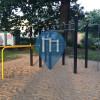 Zinnowitz - Parque Calistenia - Kulturhauspark