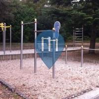 Blanquefort - Parco Calisthenics - Complexe sportif de Fongravey