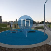 Sydney - Fitness Trail - Prince Alfred Park