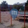 Berdjansk - Street Workout Park - Zaporiz'ka oblast