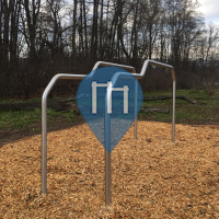 Jena - Outdoor Gym - TURNBAR-Park am Ernst-Abbe-Sportfeld Jena