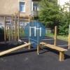 Karlsruhe - Street Workout Park - Oststadt