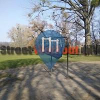Frankfurt - Воркаут площадка - Ostpark