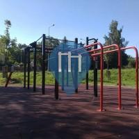 Klatovy - 徒手健身公园 - RVL 13