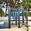 Vannes - Barra per trazioni all'aperto - Aire de fitness en accès libre