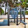 Vannes - Gimnasio al aire libre - Aire de fitness en accès libre