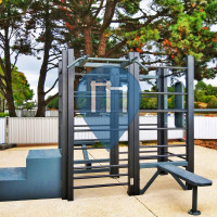 Vannes - Fitness Trail - Aire de fitness en accès libre