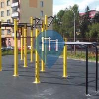 Chodov - Parc Street Workout - RVL 13
