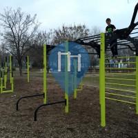 Plovdiv - Parque Street Workout - Titan Fitness
