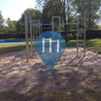 Dordrecht - Calisthenics Park - Wantijbad
