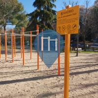 Madrid - Calisthenics Facility - Parque Calero