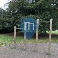 London - Outdoor Fitnessstudio - Battersea Park