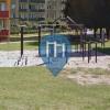 Тчев - уличных спорт площадка - Suchostrzygi