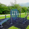 Parque Calistenia - Bolzano - Calisthenics Parks Calferbach