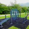 Воркаут площадка - Больцано - Calisthenics Parks Calferbach