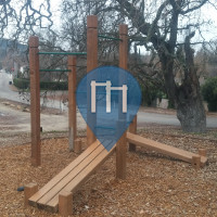 Atascadero - Calisthenics Equipment - Atascadero Lake Park