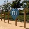 Horta (Barcelona) - Parque Barras - Avinguda de l'Estatut de Catalunya