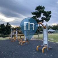 Outdoor Fitness Park - Brisbane - Outdoor Fitness Whites Hill Reserve